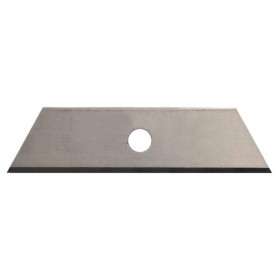 10 Lames Fiskars trapézoïdales pour cutter sécurité - 1394 - Mercerie