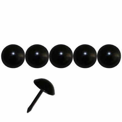 1000 Clous Tapissier Noirs 10,5 mm