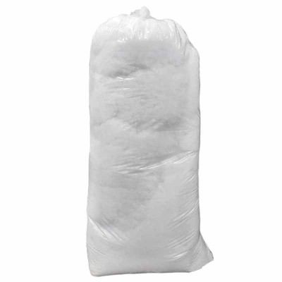 Ouate polyester siliconée, rembourrage 13 kg