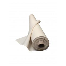 Toile blanche Non feu M1 150 g / m² le rouleau de 50m - Fournitures tapissier