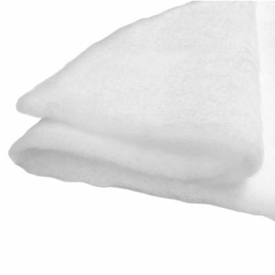 Ouate polyester 150 g/m2 - 10mm Largeur 160cm - Au mètre