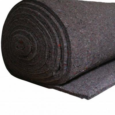 Ouate grise en 120 cm, rouleau de 7kg (environ 10m)