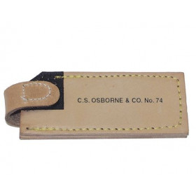 Etuis couteau à pointe large Osborne n°74 - Outils cuir