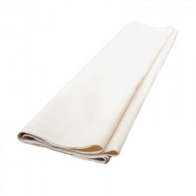 Toile blanche 180 g/m² supérieure, le mètre - Fournitures tapissier