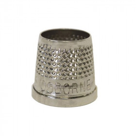 Dé à coudre ouvert Osborne - 16 mm - Outils cuir
