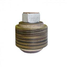 Tête de rechange Maillet de Repoussage Osborne 393-1-1.5RR - Outils cuir