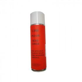 Cire pour bois aérosol 500 ml - Fournitures tapissier