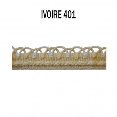 Crête d'Annecy - 12mm - Ivoire 401