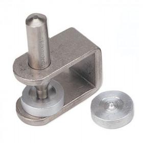 Outil de pose pour boutons à pression Osborne n°230-24 - Outils cuir