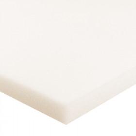 Demi plaque de mousse Polyéther 25kg 160x100 2cm