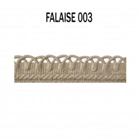 Crête - les unis - 12 mm - Falaise 003 - Passementerie