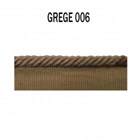 Câblé sur pied 4.5 mm les unis - 006 Grege - Passementerie