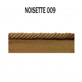 Câblé sur pied 4.5 mm les unis - 009 Noisette - Passementerie