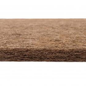 Plaque de Célancrin latexé - Densité 80kg 100x60x2cm - Fournitures tapissier