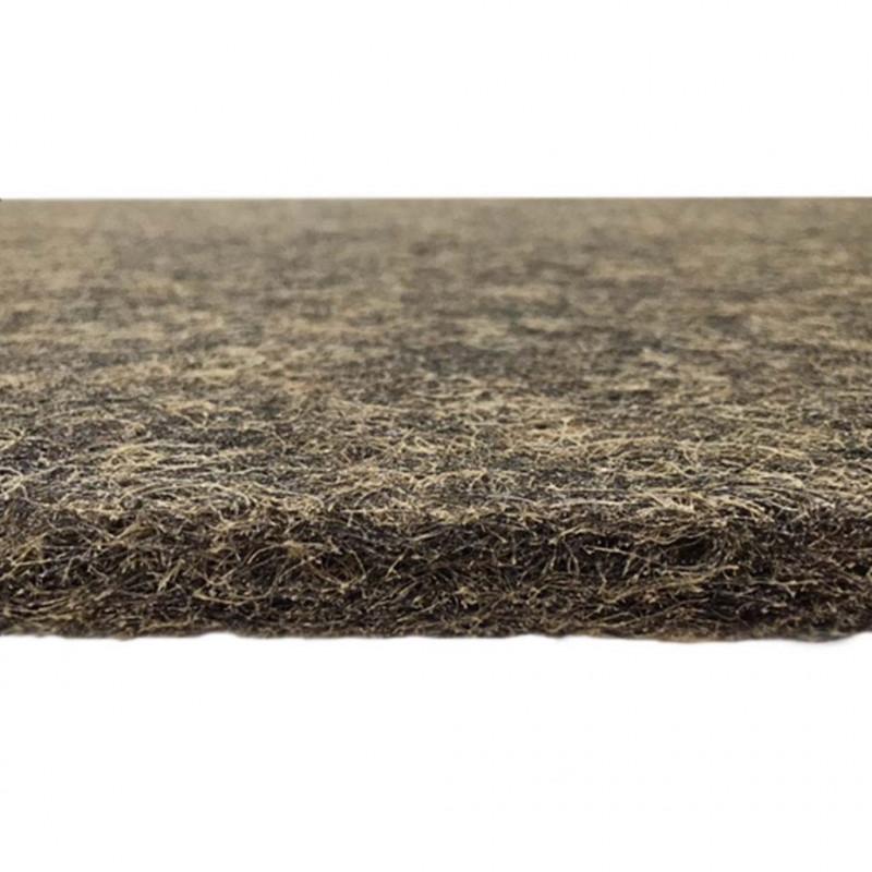 Plaque de Hairlock - Densité 70kg 100x60x2cm - Fournitures tapissier