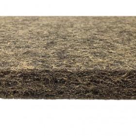 Plaque de Hairlock - Densité 70kg 100x60x4cm - Fournitures tapissier