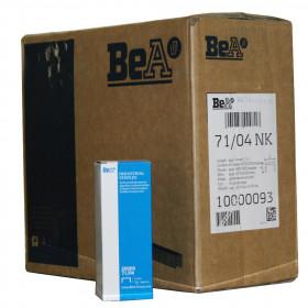 Carton 24 boites Agrafes type 71 BEA - 4mm - Fournitures tapissier