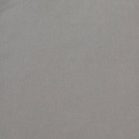 Tissu velours Nobilis Collection Otello - Cendre - 137 cm - Tissus ameublement
