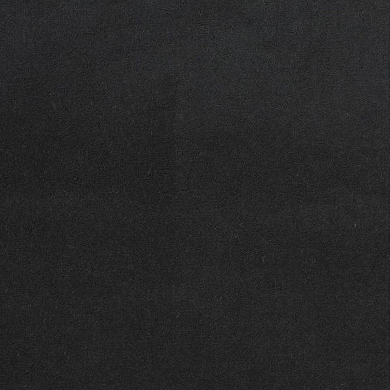 Tissu velours Nobilis Collection Otello - Anthracite- 137 cm - Tissus ameublement