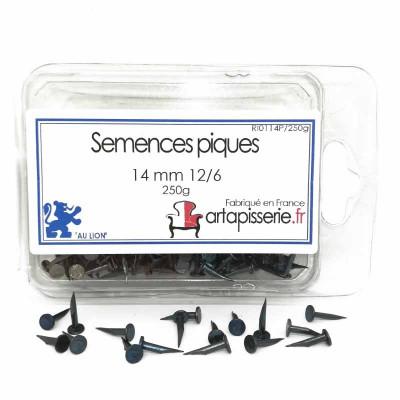 Semences Pique de 14 mm 12/6 les 250 g