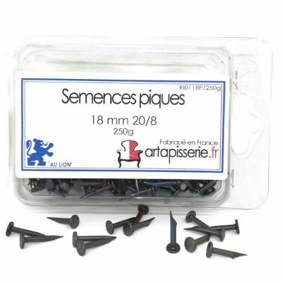 Semences Pique de 18 mm 20/8 les 250 g