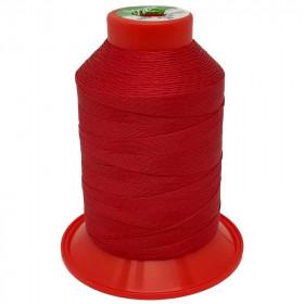 Fusette de fil Rouge SERAFIL N°20 - 600 ml - 504 - Mercerie