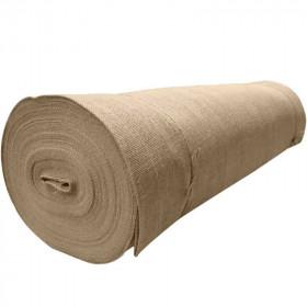Toile de jute CS 255 - Rouleau de 50 mètres - Fournitures tapissier