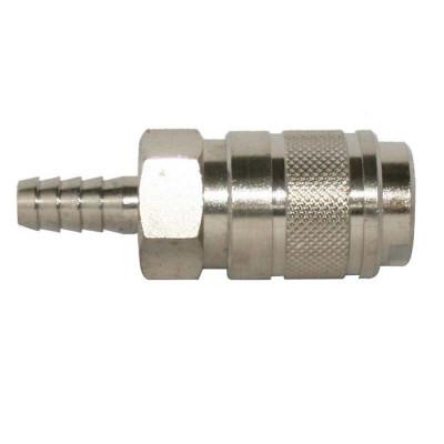 Raccord Pneumatique Rapide Femelle pour tuyau Ø 8 mm - GROMELLE