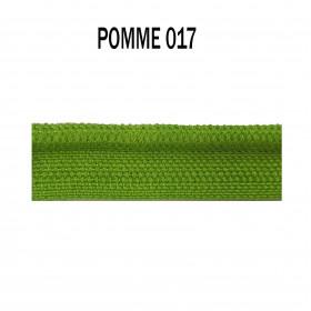 Passepoil sur pied 5 mm - 017 Pomme - Passementerie