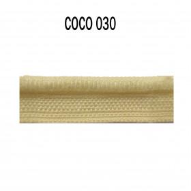 Passepoil sur pied 5 mm - 030 Coco - Passementerie