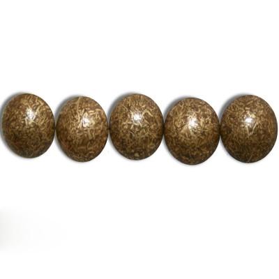 25000 clous tapissier Bronze Doré Perle Fer 10,5mm