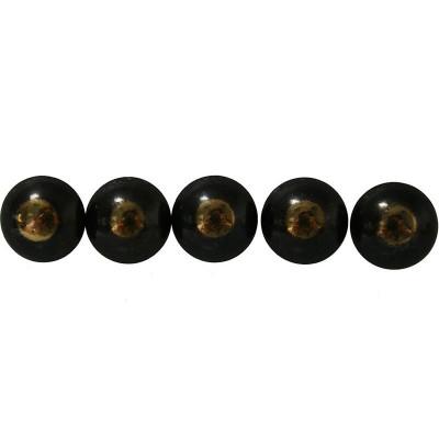 1000 Clous tapissier Bronze Renaissance Perle Fer 11mm