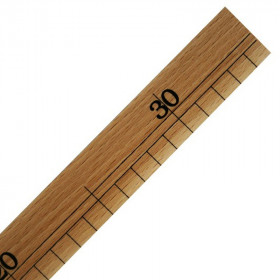 Pige bois 35 cm Vergez Blanchard - Mercerie