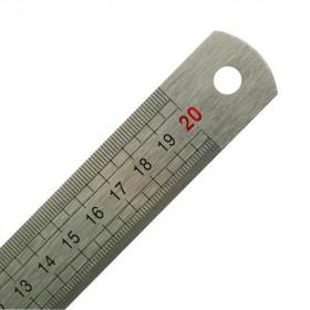 Réglet métallique de 20 cm Vergez Blanchard VB2_16_020 - Outils tapissier