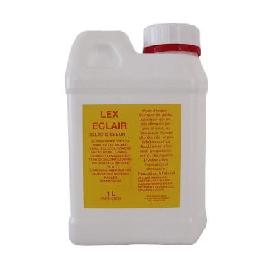 Eclaircisseur bois, bidon de 1 litre