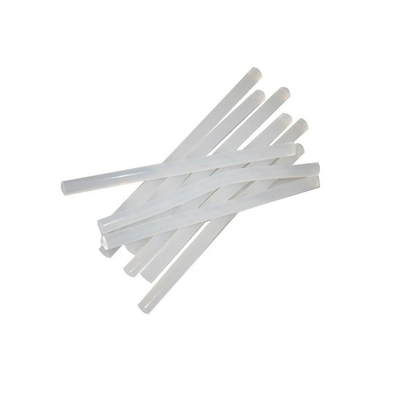 Bâtonnet de colle pour pistolet à colle - Par 10 batons - Fournitures tapissier