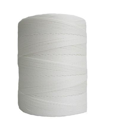 Ficelle à piquer blanche en nylon 123, 1kg