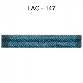 Large Double passepoil 10 mm 43 IDF - Lac 147 - Passementerie