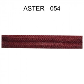 Large Double passepoil 10 mm 43 IDF - Aster 054 - Passementerie