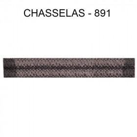 Double passepoil étroit 8 mm 43 IDF - Chasselas 891 - Passementerie