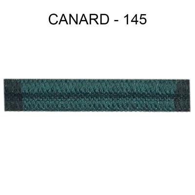 Double passepoil étroit 8 mm 43 IDF - Canard 145