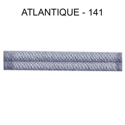 Double passepoil étroit 8 mm 43 IDF - Atlantique 141