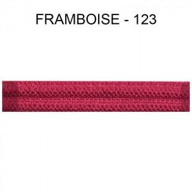 Double passepoil étroit 8 mm 43 IDF - Framboise 123 à 5,88 €