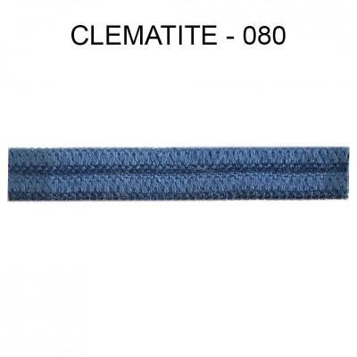 Double passepoil étroit 8 mm 43 IDF - Clématite 080