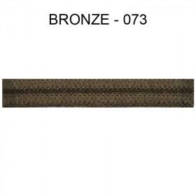 Double passepoil étroit 8 mm 43 IDF - Bronze 073 à 5,88 €