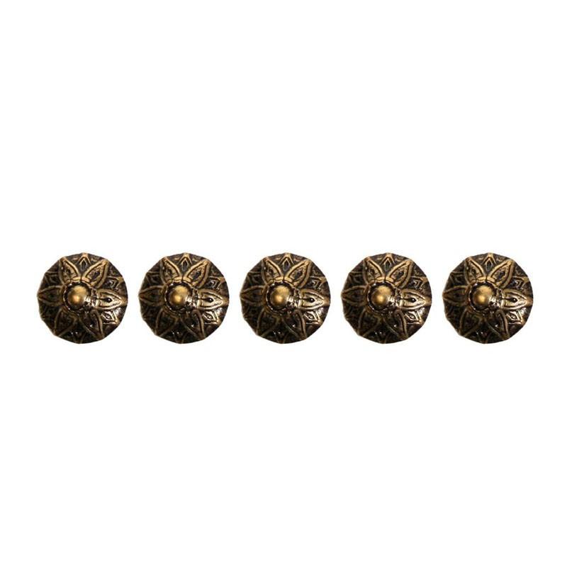 100 Clous tapissiers Cloustyl Bronze Renaissance 12 mm - Clous tapissier