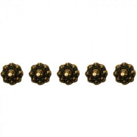100 Clous tapissiers Cloustyl Bronze Renaissance 13 mm - Clous tapissier