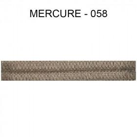 Double passepoil étroit 8 mm 43 IDF - Mercure 058 - Passementerie