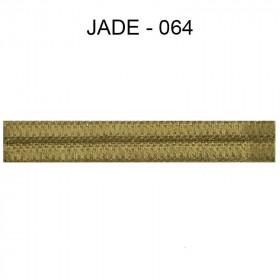 Double passepoil étroit 8 mm 43 IDF - Jade 064 - Passementerie