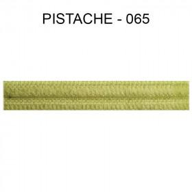Double passepoil étroit 8 mm 43 IDF - Pistache 065 - Passementerie